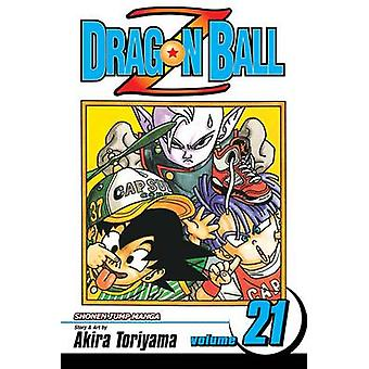 DRAGON BALL Z SHONEN J ED GN VOL 21 CURR PTG C 100 Tournament of the Heavens Volume 21
