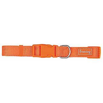 Freedog Basic Nylon Necklace Basic Orange (Dogs , Collars, Leads and Harnesses , Collars)
