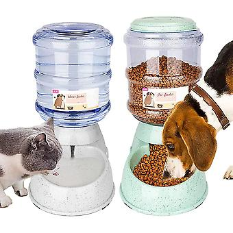 Automatic Dog Feeder And Water Dispenser Set