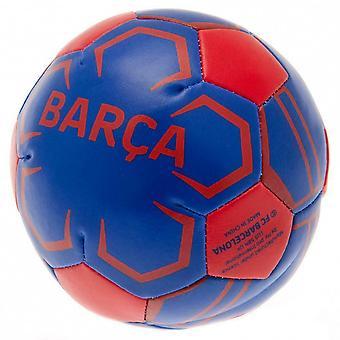 برشلونة لكرة القدم الناعمة المصغرة