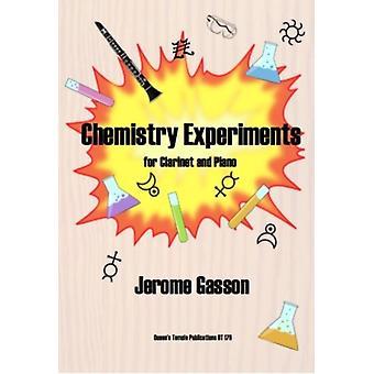 Chemistry Experiments (Clarinet & Piano) Jerome Gasson