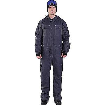 בגדי חורף עמידים למים בסרבל סקי