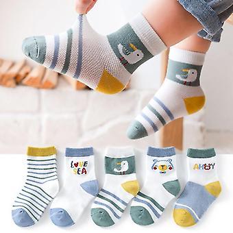 Αναπνεύσιμες βαμβακερές κάλτσες