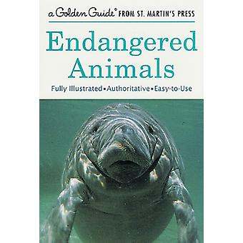 Endangered Animals by George S Fichter & Illustrated by Kristin Kest