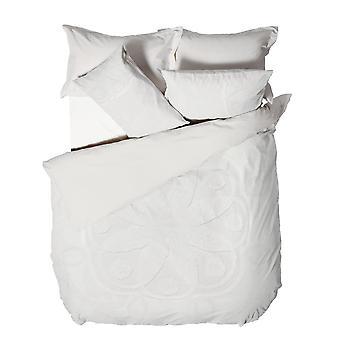 Linen House Manisha Tufted Duvet Cover Set