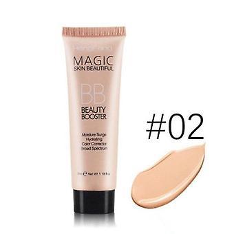 BB Cream Concealer Waterproof Control Nourish Natural Beauty Unisex Face Makeup 35g|Concealer