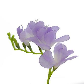40cm Lilac Artificial Faux Freesia Stem para Floristry Crafts