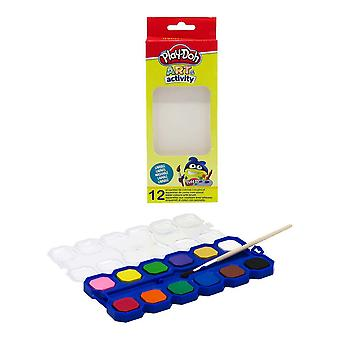 Watercolours Play-Doh