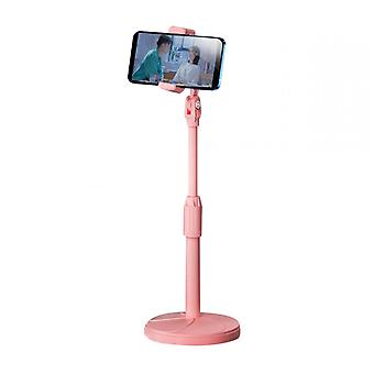 Phone Holder Mount Rotate 360 Degrees Flexible Height Angle Adjustable
