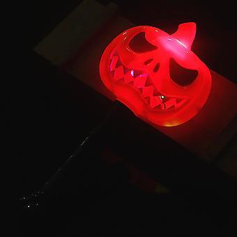 Halloween kurpitsa aave taikasauva valoisa noita sauva hauska lasten leluja