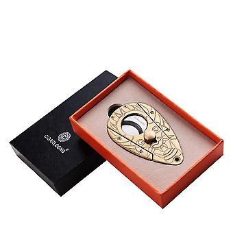 Mini Luxury Women Girls Fashion Stainless Steel Cigar Cutter Metal Scissor |Cigar Accessories