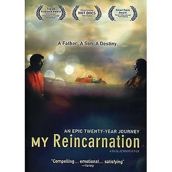 My Reincarnation [DVD] USA import