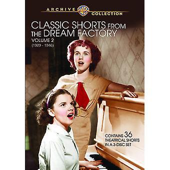 Vol. 2-Classic Shorts aus dem Traum Fabrik [DVD] USA import
