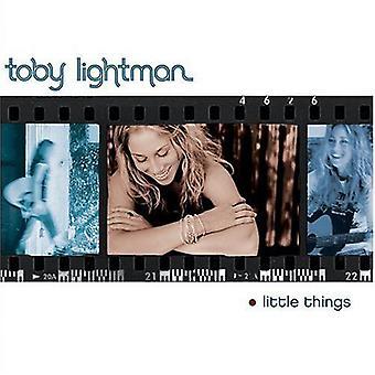 Toby Lightman - import Kleinigkeiten [CD] USA