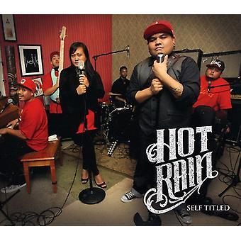 Hot Rain - Self Titled [CD] USA import