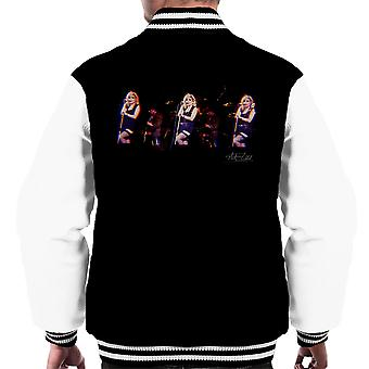Debbie Harry Blondie Live NY Palladium 1978 Men's Varsity Jacket