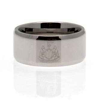 Newcastle United Band Ring Small