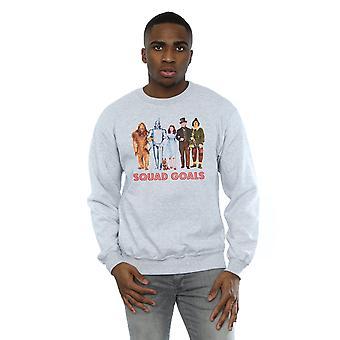 The Wizard Of Oz Men's Squad Goals Sweatshirt