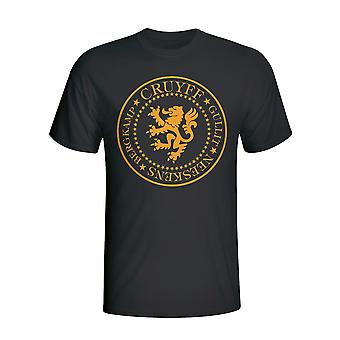 Holland Presidential T-shirt (schwarz)
