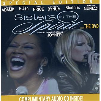 Sisters in the Spirit [DVD] USA import