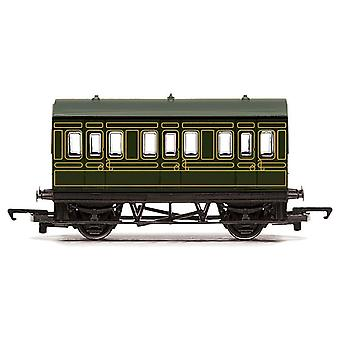 Hornby Gauge Railroad Sr 4 ruota Coach