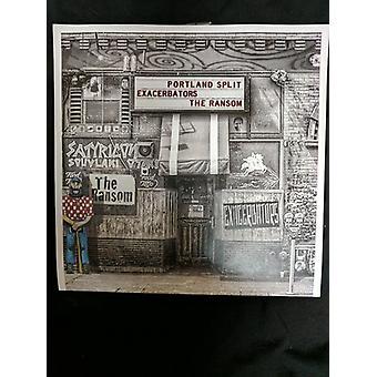 Exacerbators/身代金 - スプリット EP [ビニール] USA 輸入