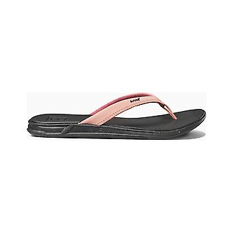 Reef Rover Catch Pop Flip Flops in Bright Coral