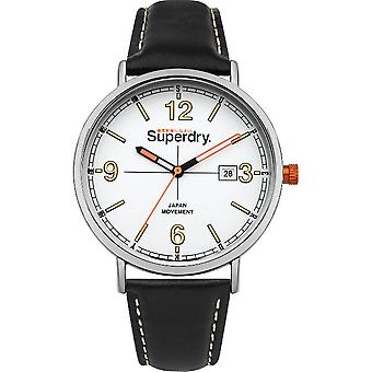 Superdry mens watch Oxford field SYG190B
