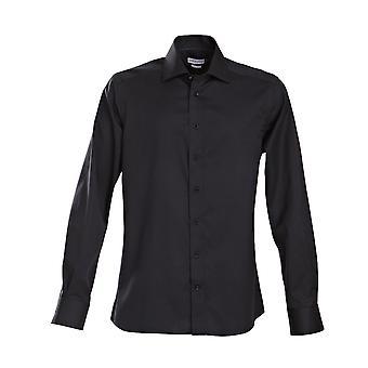 J Harvest & Frost Mens Slim Fit Button Up Formal Shirt