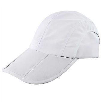 Resultado Headwear Unisex Fold-Up piqué Baseball Cap único tamanho