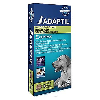 Ceva Adaptil Express Tablets Dog Stress Relief (10Tabs)