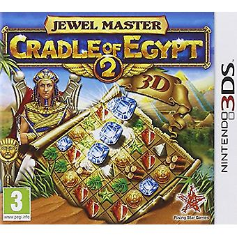 Cradle of Egypt 2 (Nintendo 3DS) - New