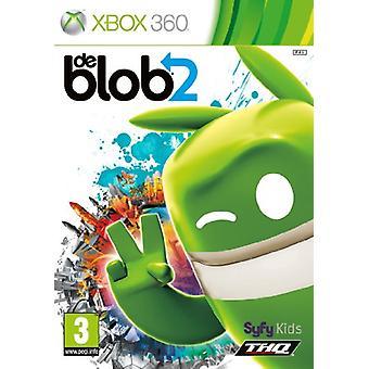 De blob 2 (Xbox 360)-fabriks forseglet