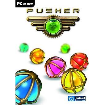 Työntö (PC CD) - Uusi