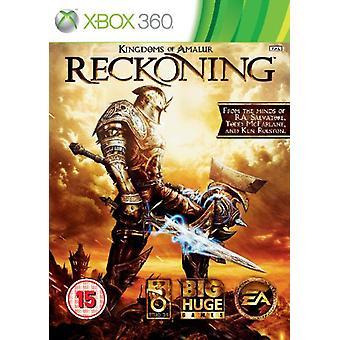 Kingdoms of Amalur Reckoning (Xbox 360) - New