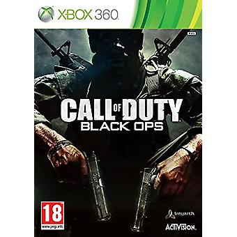 Call of Duty Black Ops (Xbox 360) - Nouveau