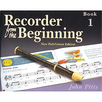 Recorder from the Beginning Book 1