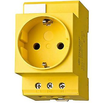 Enclosure outlet Finder 07.98.01-1 Yellow 1 pc(s)