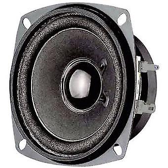 Visaton FR 8 3.3 inch 8 cm Wideband speaker chassis 10 W 8 Ω