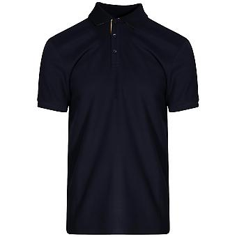 Lagerfeld Navy Blue Polo Shirt