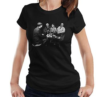 TV Times Dusty Springfield Dave Lanning Interview Women's T-Shirt