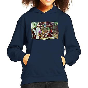 TV Times Rolling Stones Festival Kid's Hooded Sweatshirt
