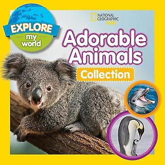 Explore My World Adorable Animal Collection 3-in-1 (Explore My World