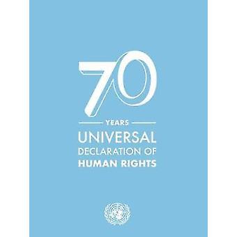 70 ans de Déclaration universelle des droits de l'homme par les Nations Unies - Dep