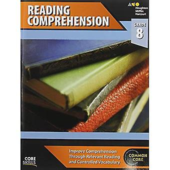 Steck-Vaughn kjernen ferdigheter leseforståelse: Arbeidsbok klasse 8