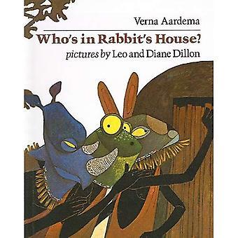 Kto jest w Rabbit's House?