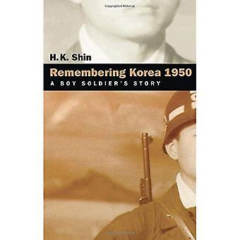 Se souvenant de Corée 1950: Story du soldat Boy