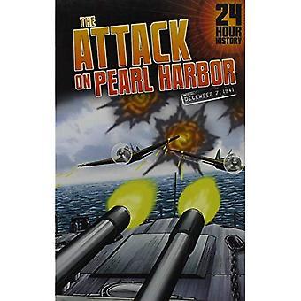 De aanval op Pearl Harbor: 7 December 1941 (24-uurs geschiedenis)