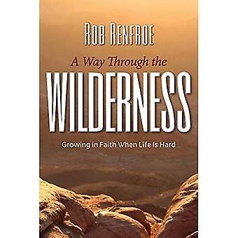 A een weg door de wildernis: groeien in geloof wanneer leven is Hard