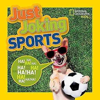 Só brincando de esportes (apenas brincando)